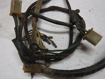 1982 82 honda odyssey fl250 fl 250 atv wire harness wiring #1 o2684 | ebay  ebay