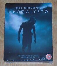 Apocalypto (blu-ray) Steelbook. NEW & SEALED (UK release)