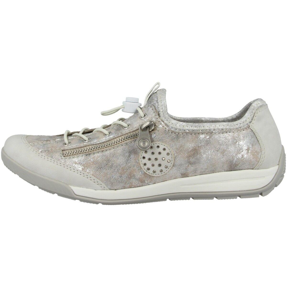 Rieker Nuovo Preston-Moon-Scuba shoes da Ginnastica Morbide Basse Ice M3063-81