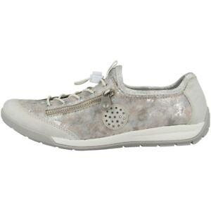 4ab0705b9234 Das Bild wird geladen Rieker-New-Preston-Moon-Scuba-Schuhe-Slipper-Sneaker-
