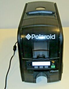 Polaroid-P3500S-Single-Sided-Photo-ID-Card-Printer
