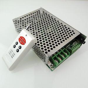 12 30v Dc Motor Speed Controller Reversing Control 30a
