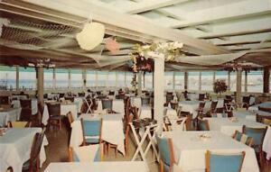 Details About A B Lobster House Seafood Restaurant Key West Florida C1950s Vintage Postcard
