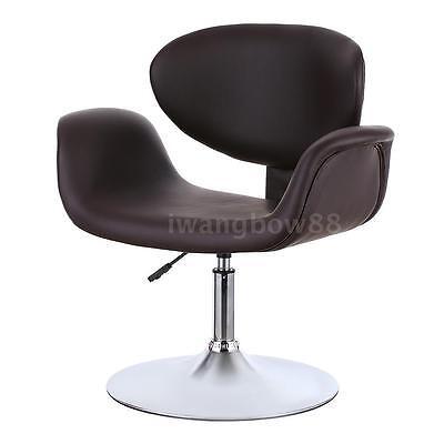 Sedia girevole salone professionale Spa Schienale e Braccioli reclinabile L5T6