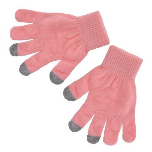 New Fashion Touch Screen Elegant Womens Winter Warm Gloves Ladies knitted Mitten