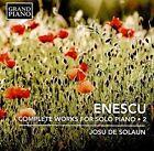 Enescu: Complete Works for Solo Piano, Vol. 2 (CD, Aug-2016, Grand Piano)