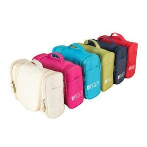 Women-Travel-Organizer-Toiletry-Cosmetic-Makeup-Holder-Case-Bag-Pouch-Wash-LD