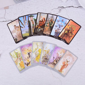 Mystic-tarot-deck-78-cards-read-your-fate-dreams-future-Gut-in-X