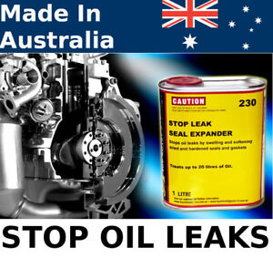 Details about LIQUID INTELLIGENCE 230 STOP OIL LEAKS - GUARANTEED