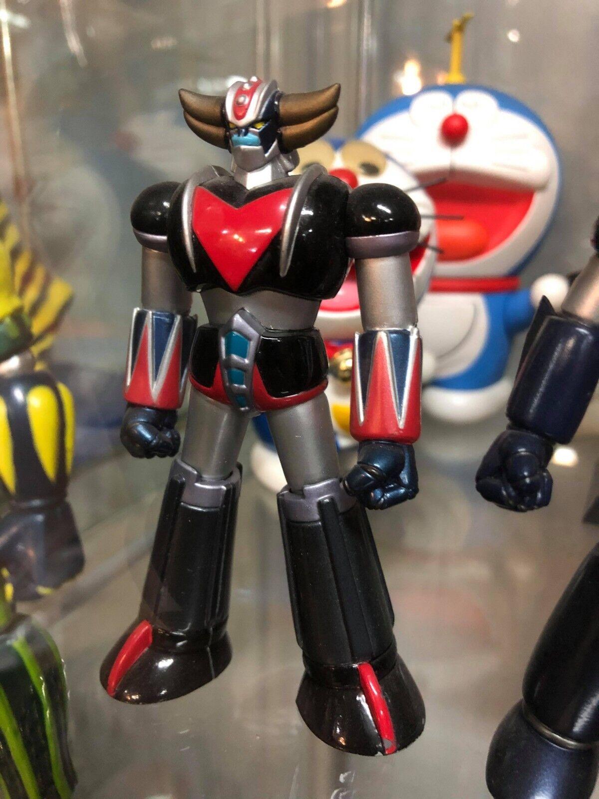 Hl pro Mini Metal Ovni Robot Grendizer goldrake Expuesto