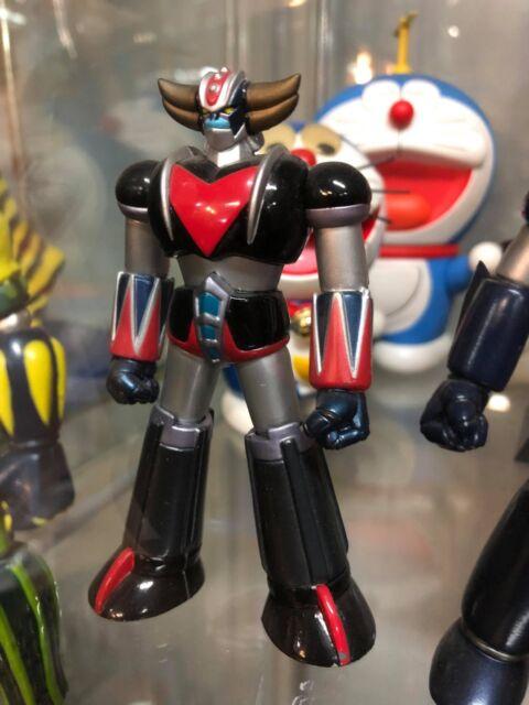 High Dream Grendizer UFO Robot GOLDRAKE Mini Metal 12cm Die Cast