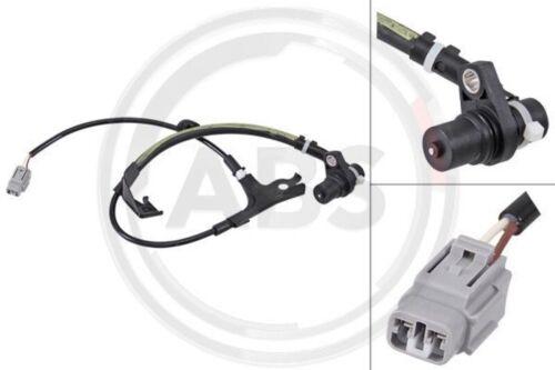 A.B.S Capteur Roue Capteur ABS avant Gauche 31450