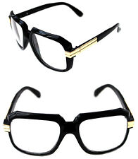 c0182d6f70 item 2 Men s Hip Hop 80 s Vintage 607 Clear Lens Eye Glasses RUN DMC Black  Gold Retro -Men s Hip Hop 80 s Vintage 607 Clear Lens Eye Glasses RUN DMC  Black ...