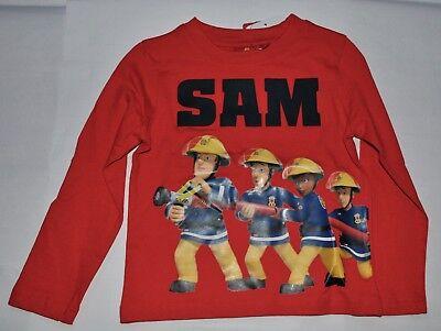 FIREMAN SAM   sehr schönes Shirt  Neu