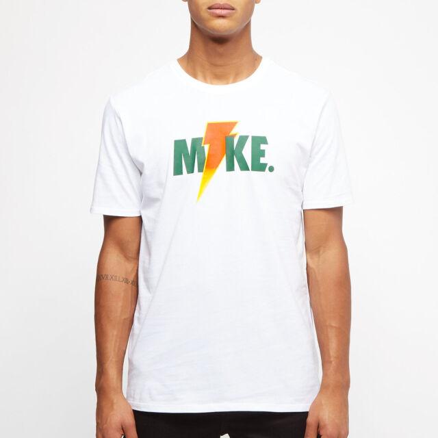 b81380be8e8 Mens Nike Jordan Sportswear Be Like Mike Lightning Tee Basketball Gatorade  Shirt