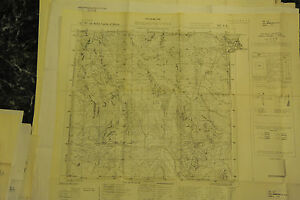 Bardonecchia Cartina Geografica.Istituto Geografico Militare Cartina Geografica Uso Militare Bardonecchia Ebay