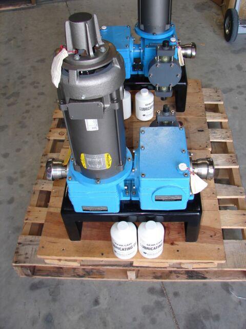 Encore 700 Wallace Tiernan Ugsi 44 Series Chemical Feed Metering Pump