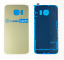 Recambio-Samsung-Galaxy-S6-amp-S6-Edge-Trasero-Cristal-Tapa-de-la-Bateria-Adhesivo