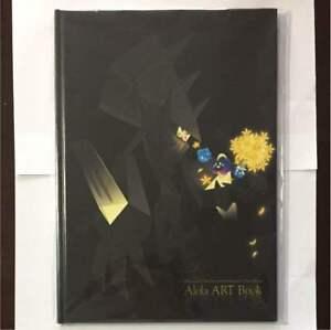 Pokemon Center Original Limited Alola Art Book Pokemon Sun and Moon used