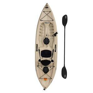 Lifetime Tamarack Angler 10 Ft Fishing Kayak (Paddle Included), 90508