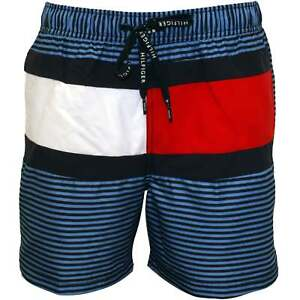 253434648c6f Image is loading Tommy-Hilfiger-New-Ithaca-Stripe-Flag-Men-039-