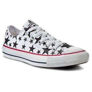 853284655eeb CONVERSE ALL STAR OX LOW 147120c  Size 36  Ladies Sneaker Chucks ...