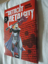 // NEUF DETROIT METAL CITY Tome 3 DMC MANGA EO VF DEATH KISS ROCK POP MUSIQUE