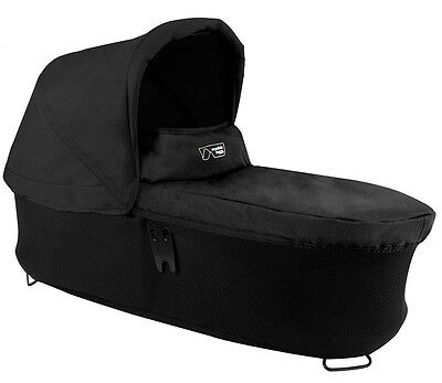 Mountain Buggy 2014//2015 Carrycot Plus in Black For Duet Stroller Brand New!!