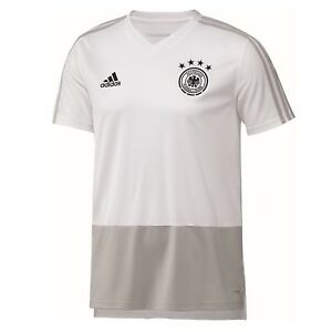 MENS ADIDAS DFB SHIRT - XL -DEUTSCHLAND ; DFB WM 2018 TRAININGSTRIKOT - Deutschland - MENS ADIDAS DFB SHIRT - XL -DEUTSCHLAND ; DFB WM 2018 TRAININGSTRIKOT - Deutschland
