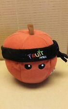 fruit ninja plush apple