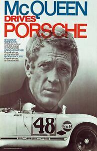 AWESOME Steve McQueen DRIVES PORSCHE 908 12HRS SEBRING