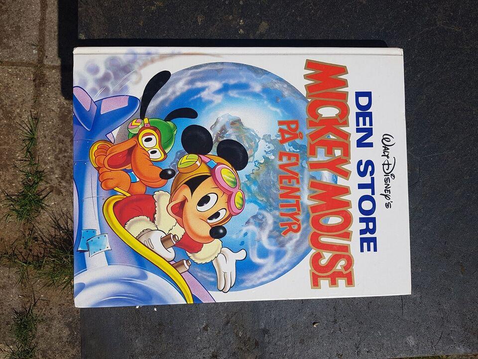 Tegneserier, Den store Mickey Mouse på eventyr e