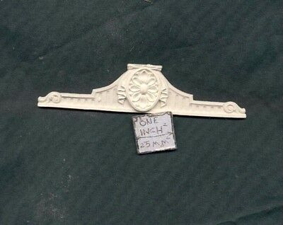 Ceiling  Medallion UMC39 decorative dollhouse miniatures 1//12 scale polyresin