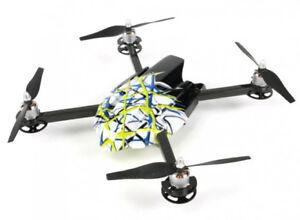 Avoir Un Esprit De Recherche Quanum Chaotic Carbon Fiber 400 Acro 3d Quadcopter Racing Drone Pnf