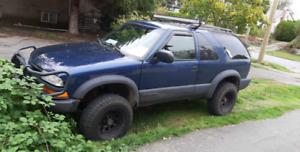 2000 Chevrolet Blazer