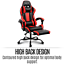 thumbnail 11 - Artiss Gaming Chair Office Computer Leather Chairs Executive Racer Gaming Chairs