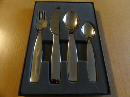 Zwilling kostenlose Gravur Namen children`s cutlery Kinderbesteck Pila 4-tlg