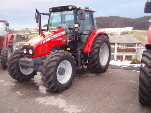 Massey Ferguson Traktor Werkstatthandbuch 5400 Serie