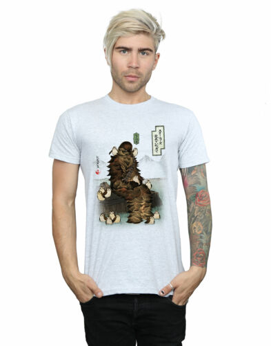 The Last Jedi T-Shirt Mens Official Star Wars Merchandise