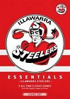 NRL - Essentials - Illawarra Steelers (DVD, 2015, 3-Disc Set)