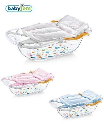 Babyjem Bubble Net Towerl Baby Bath Bathing Support (art-325)