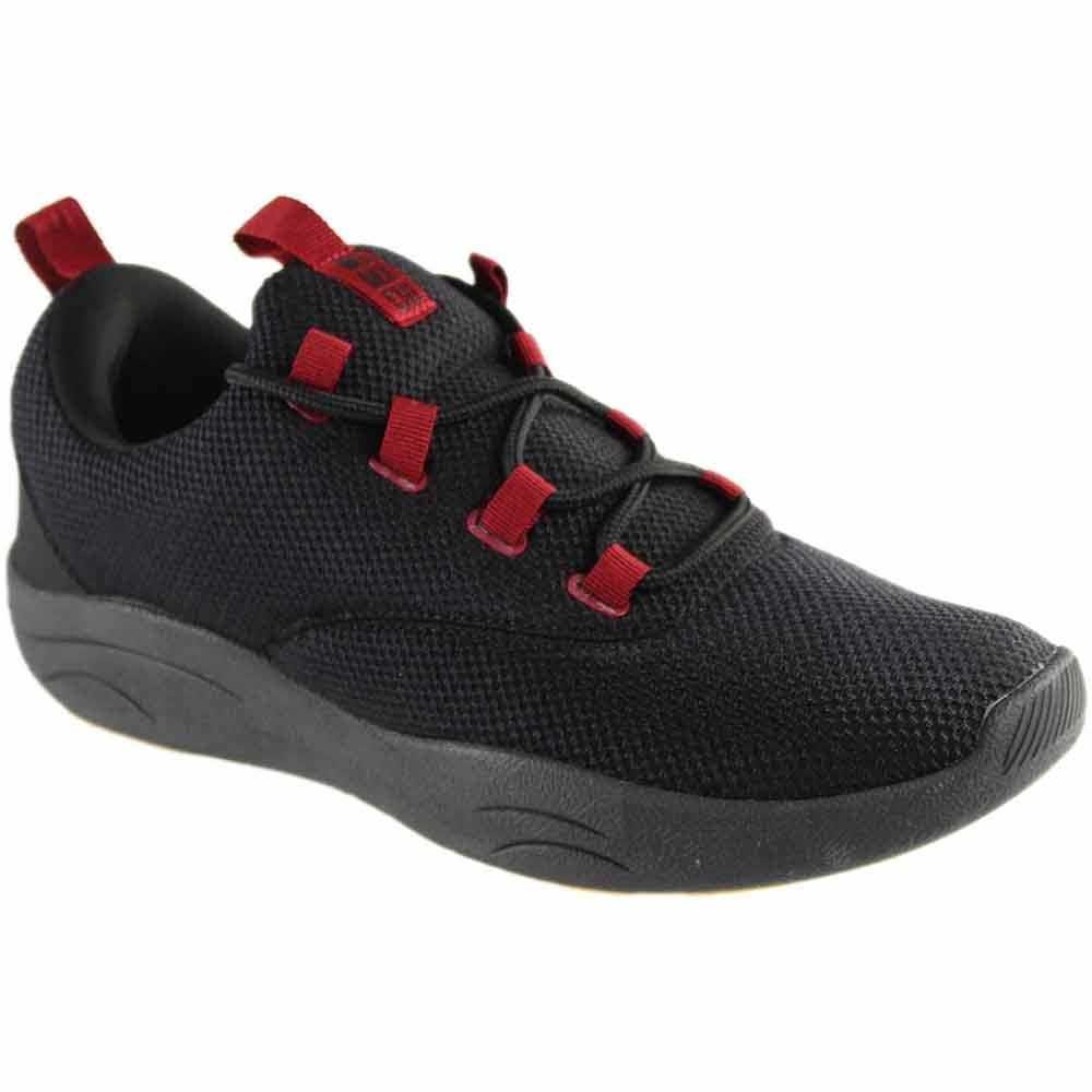 AND1 TC TRAINER 2 LOW zapatillas MEN zapatos negro rojo 315MBRB Talla 12 NEW