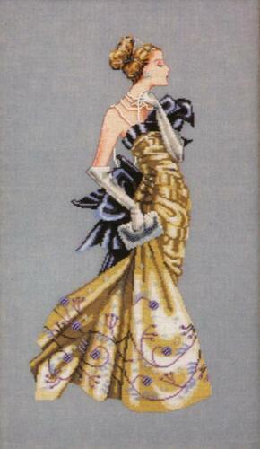 Lady Alexandra by Mirabilia MD-115 cross stitch pattern