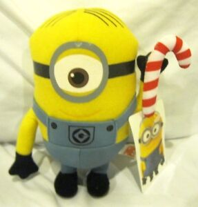 Image Is Loading Despicable Me Minion One Eye 6 034 Plush