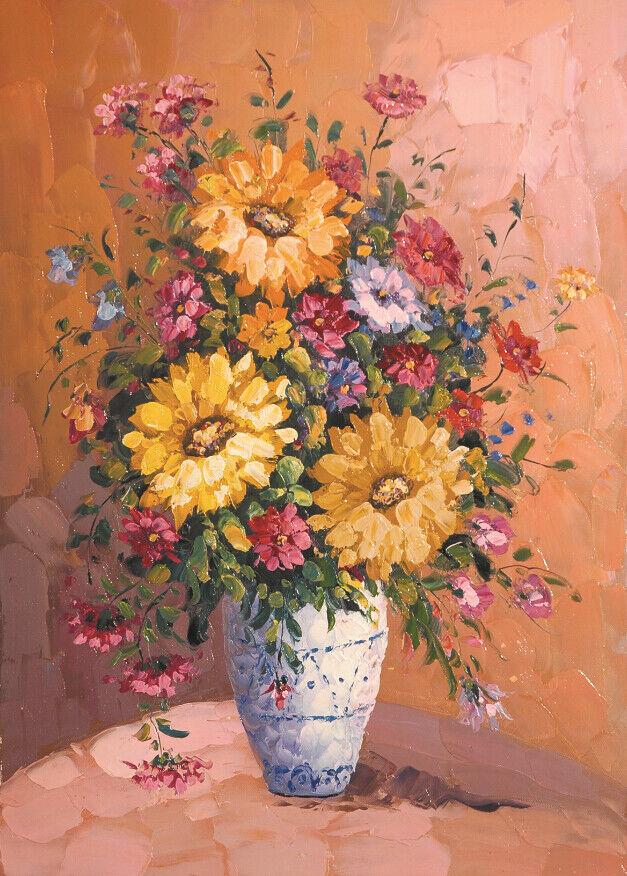 Papel Vellón Pintado Mural Vellón Papel Hermosas Flores Florecientes 3 Paisaje Fondo Pantalla df68de