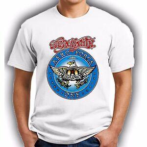 4edecacf Details about Wayne's World Aerosmith Aero Force One T-shirt - Garth Algar  Halloween Costume