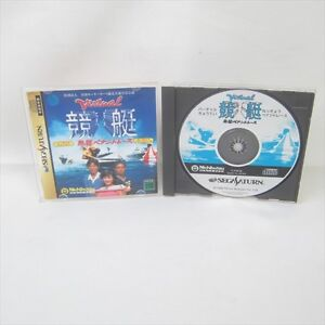 VIRTUAL-KYOTEI-Sega-Saturn-Import-JAPAN-Video-Game-ss