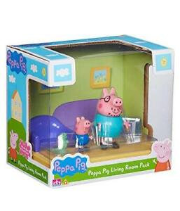 Details About New Peppa Pig Kitchen Pack Scene Playset