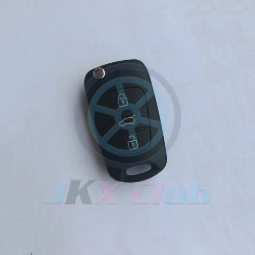 FOB Keyless Entry Remote Control Folding Key k Kit For KIA SPORTAGE 2014 2015