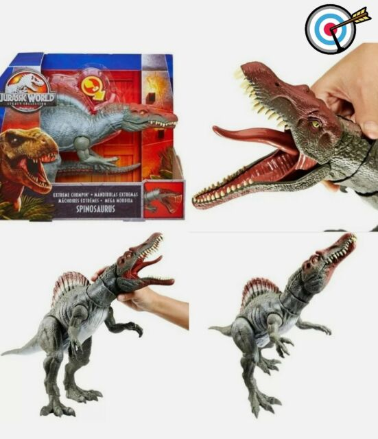 Jurassic World Legacy Collection Extreme Chompin' Spinosaurus NEW Dinosau Rare